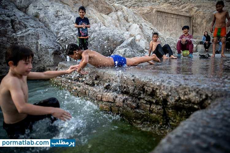 چشمه علی در شهر ری