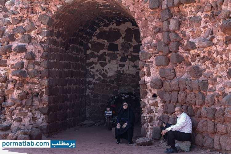آثار قلعه پرتغالیها در ایران