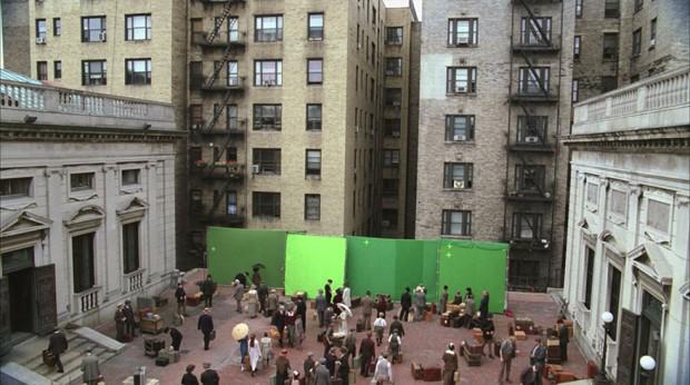 عکسهای دیدنی قبل و بعد از جلوه ویژه فیلمهای هالیوودی