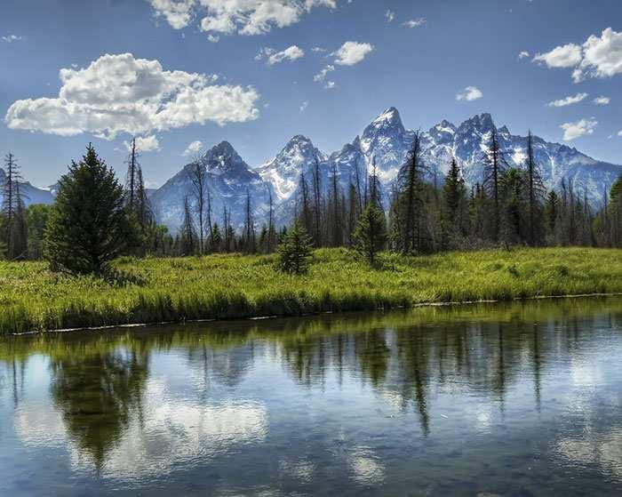 عکس های آرامش دهنده از طبیعت